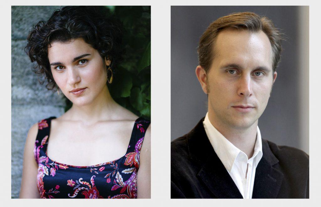 Falko Hönisch, Bariton Christine Rahn, Klavier