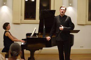 Konzert I 02.09.16 Samuel Hasselhorn und Christine Rahn